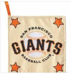San Francisco Giants Baby Paper