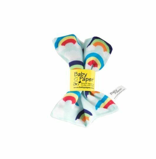 Rainbows Baby Paper