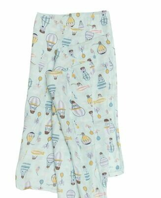 Loulou Lollipop Swaddle Up Up Away