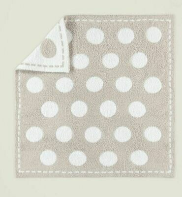Barefoot Dreams Cozychic Dream Blanket Stone-White