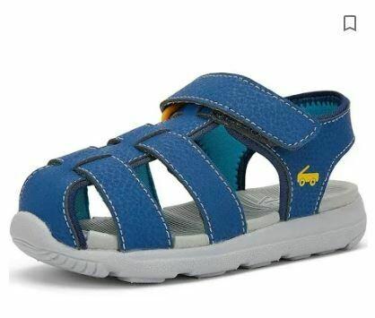 See Kai Run Cyrus IV FlexiRun Navy Shoe