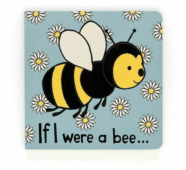 If I Were A Bee Book (Jellycat