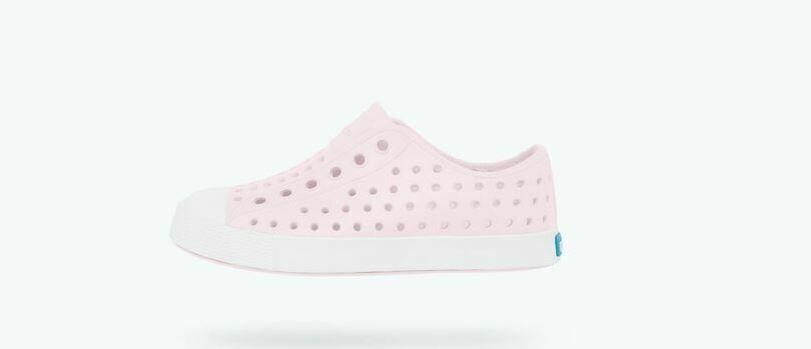 Native Jefferson Milk Pink Shoes