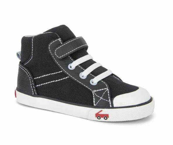 See Kai Run Dane Black Shoes
