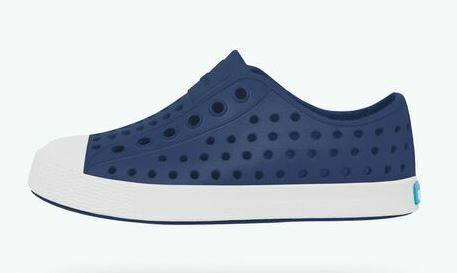 Native Jefferson Regatta Blue Shoes