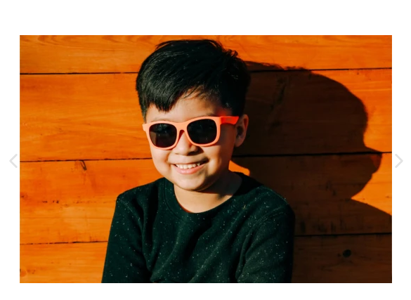 Babiators Navigator Sunglasses Orange-0-2Y