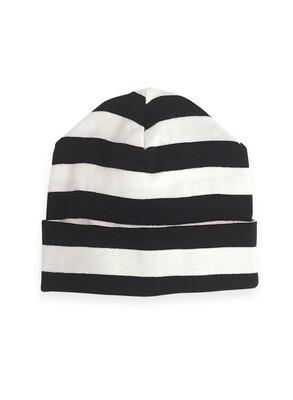 Tesa Babe Black Stripe Hat