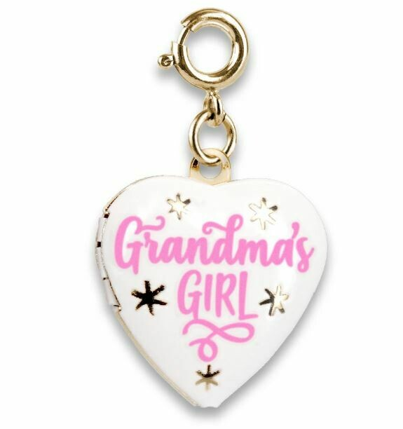 Charm It Grandmas Girl Locket 1396