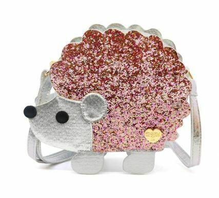 Charm It Hedgehog Charm Bag