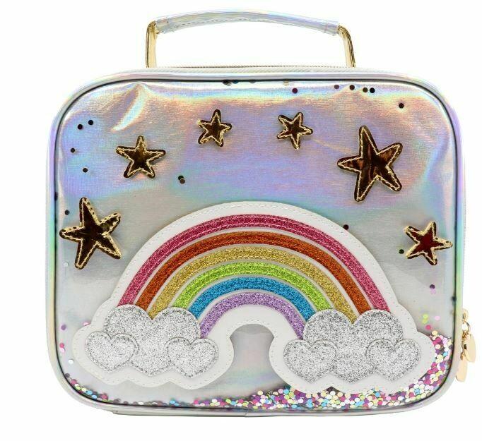 Charm It Rainbow Lunch Box