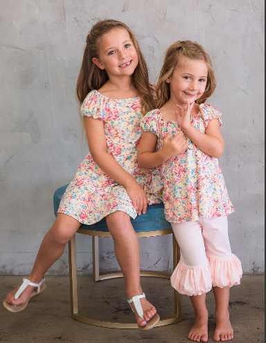 Isobella and Chloe Jolie Dress