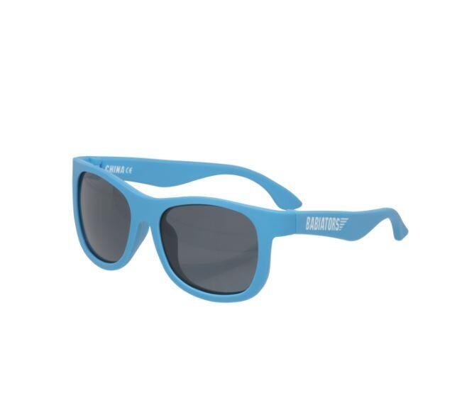 Babiators Navigator Sunglasses Blue-3-5Y