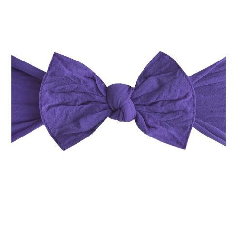 Baby Bling Knot - Ultra Violet