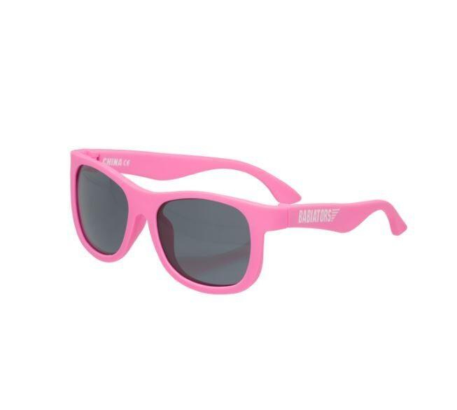 Babiators Navigator Sunglasses Pink-3-5Y