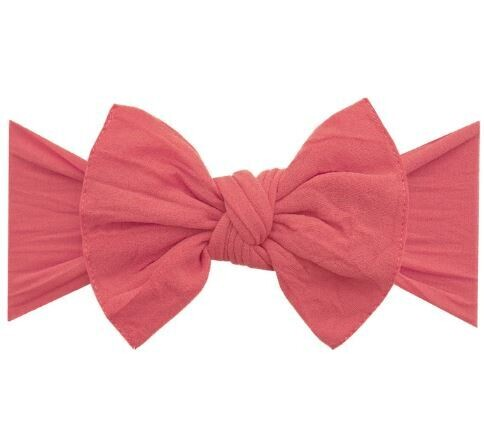 Baby Bling Knot - Salmon