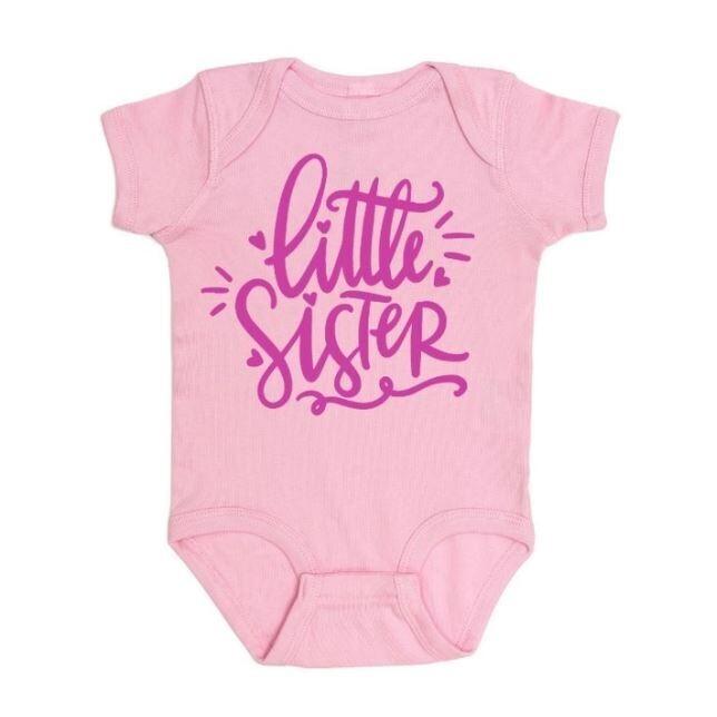 Sweet Wink Little Sister S/S Bodysuit