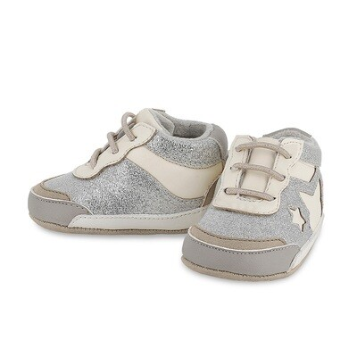 Mayoral Baby Girl Silver Trainer Shoes 9458