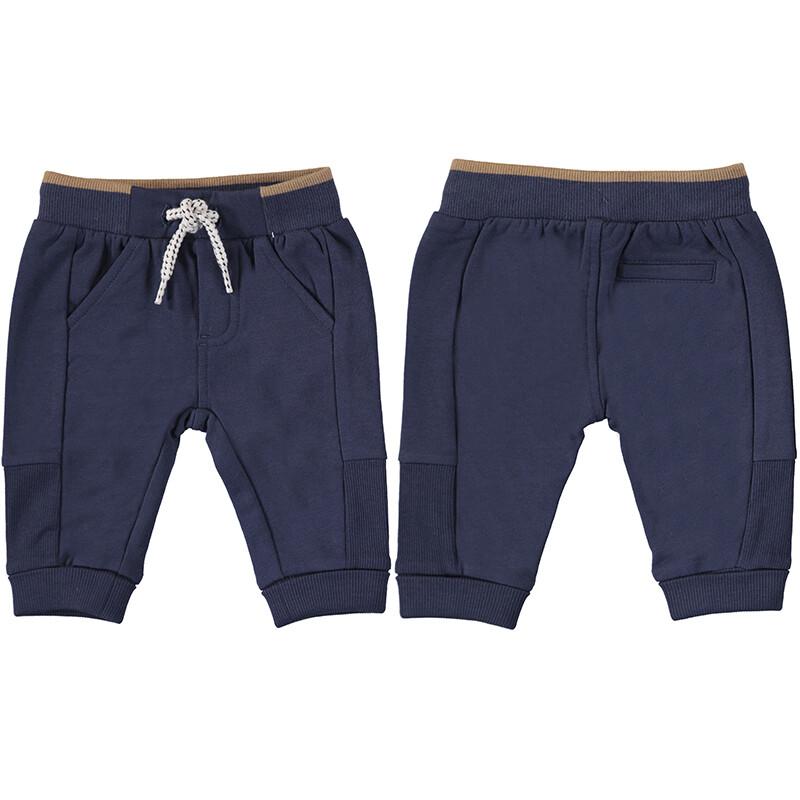 Mayoral Baby Boy Sport Blue Fleece Pants 719