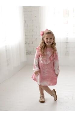 Mabel & Honey Girls Little Lovely Knit Dress 212