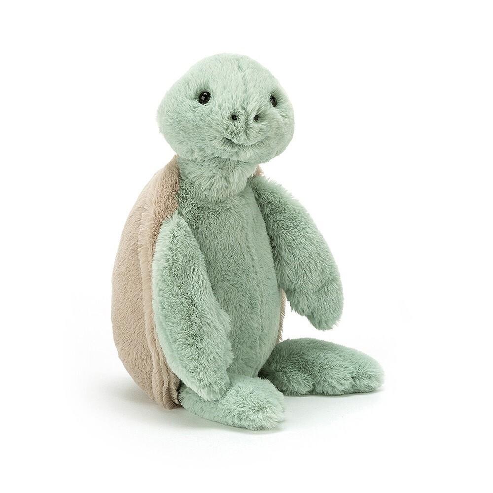 "Jellycat Bashful Turtle Medium 12"""