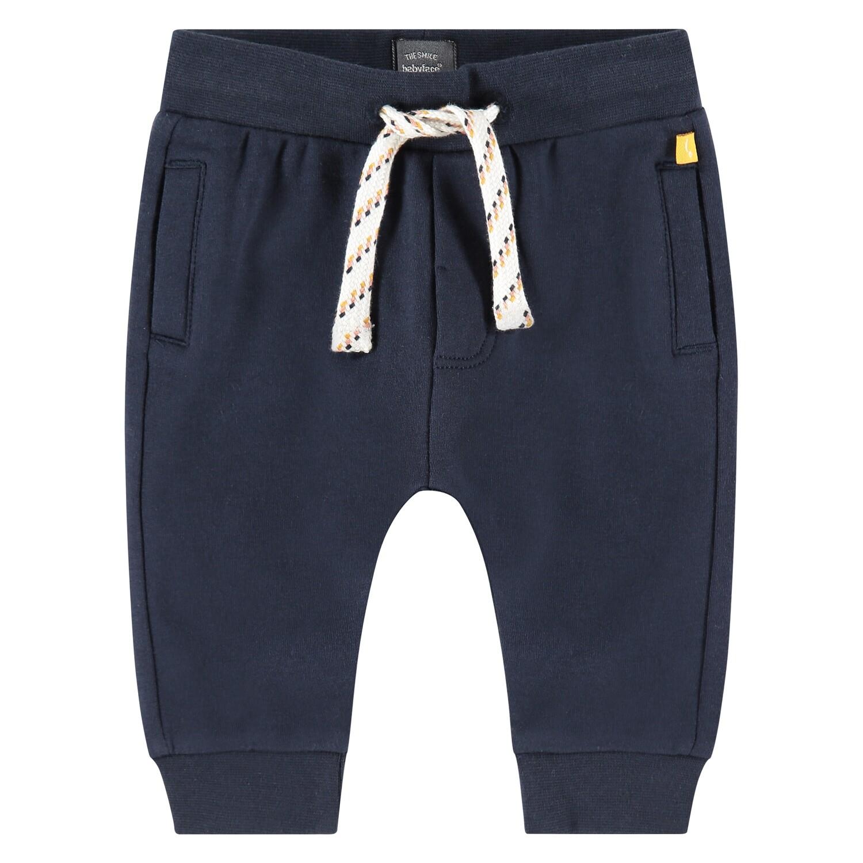 Babyface Baby Boy Navy Sweatpants 01