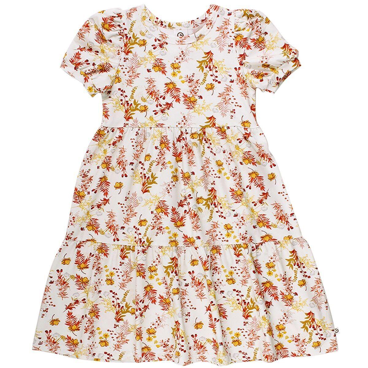 Musli Girls Cream Calendula Dress