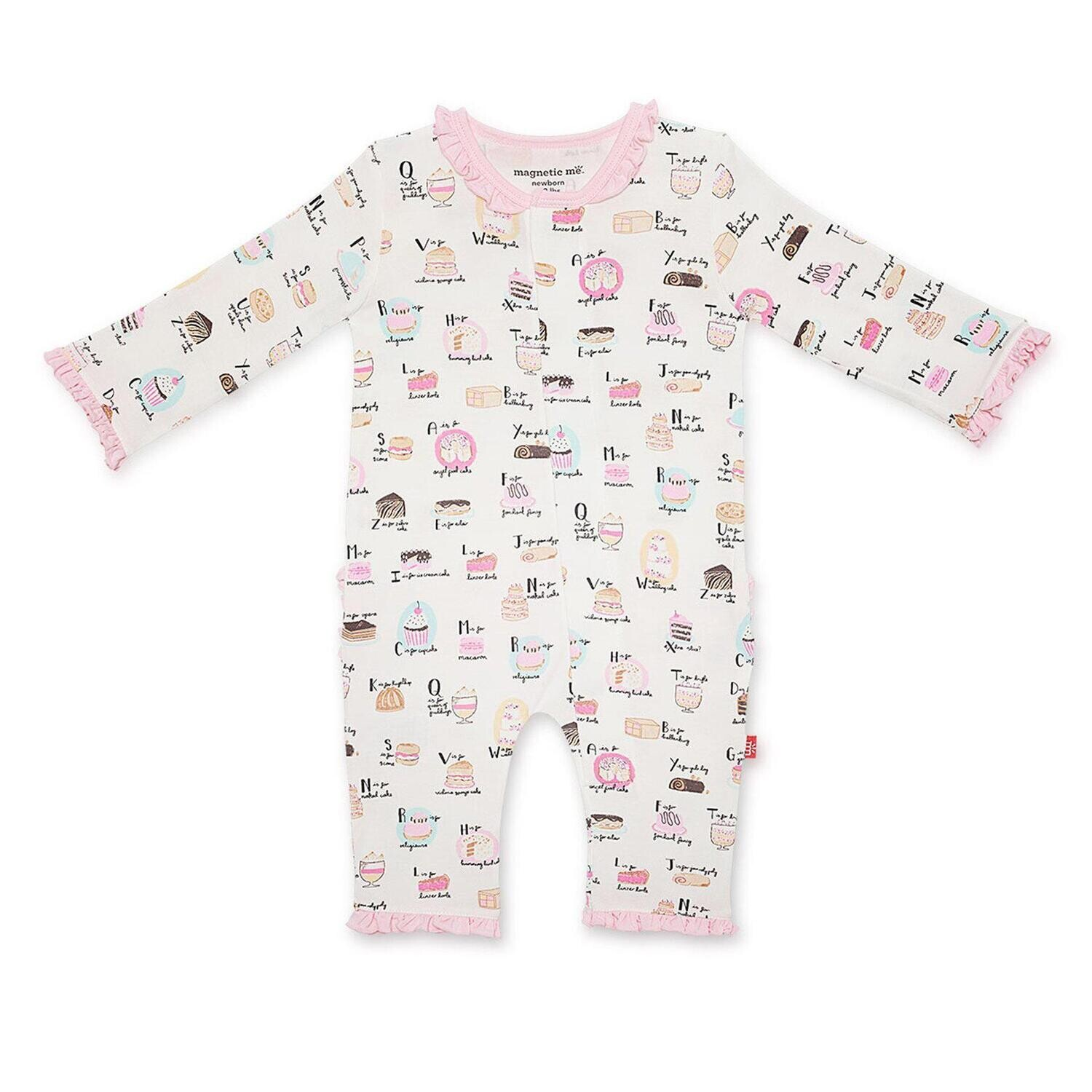 Magnetic Me Cake My Day Modal Coverall 18350