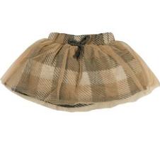 EMC Girls Tulle & Milano Stitch Skirt 4088