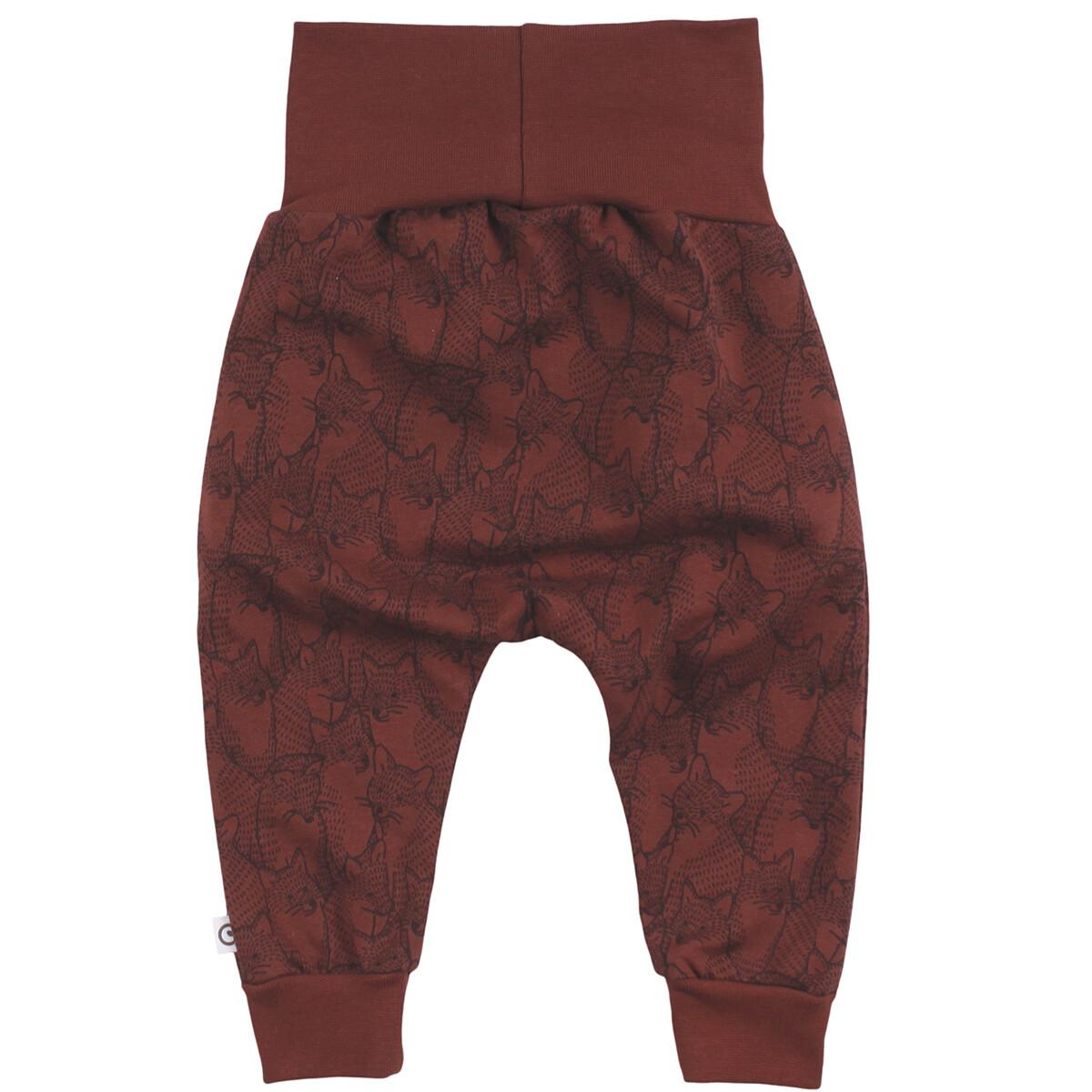 Musli Baby Boy Fudge Fox Pants