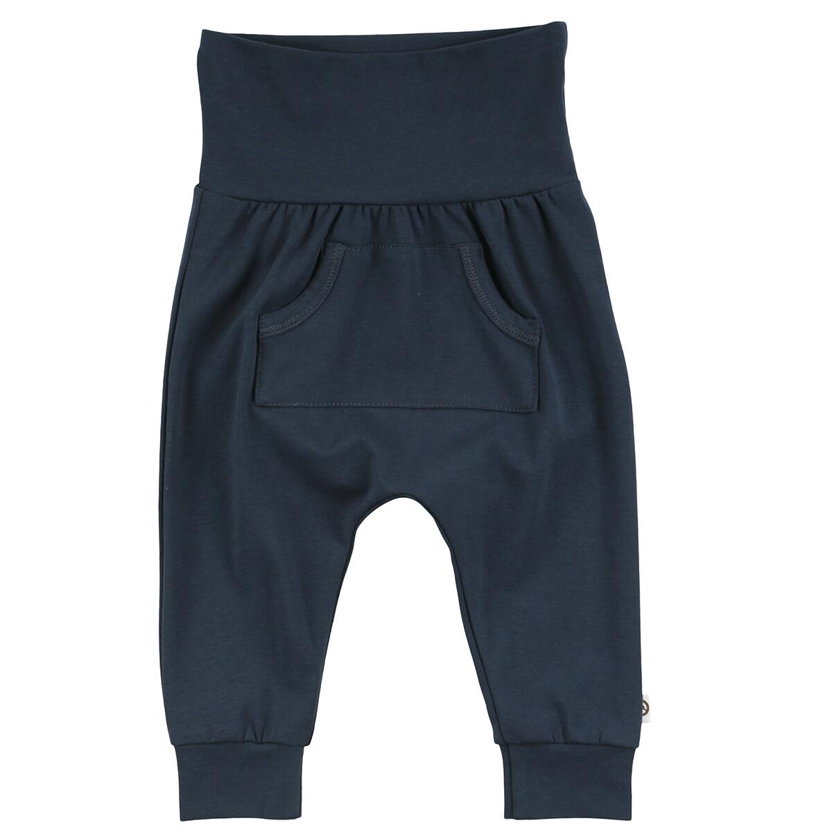 Musli Baby Boys Midnight Cozy Me Pocket Pants