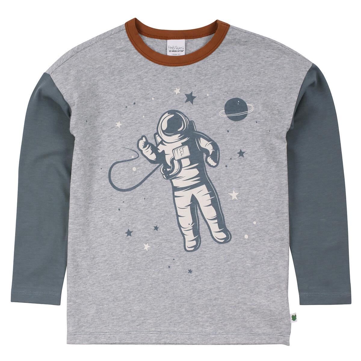 Fred's World Boys Astro Grey T-Shirt