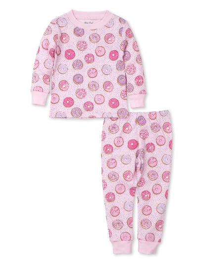Kissy Doughnuts Pajama Snug Set 81I