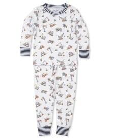 Kissy Dirt Diggers Pajama Set 25I