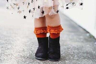 Little Stocking  Autumn Midi 3-Pk Socks