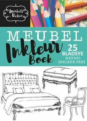 MEUBEL INKLEURBOEK