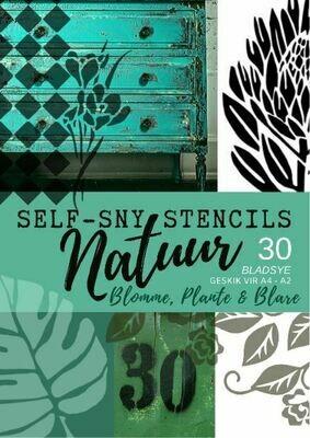 SELFSNY STENCILS: NATUUR