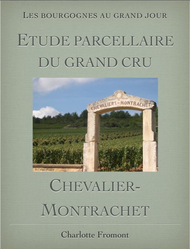 Etude parcellaire du Grand Cru Chevalier-Montrachet