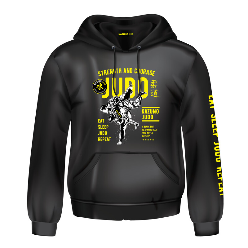 Strength + Courage Hoodie