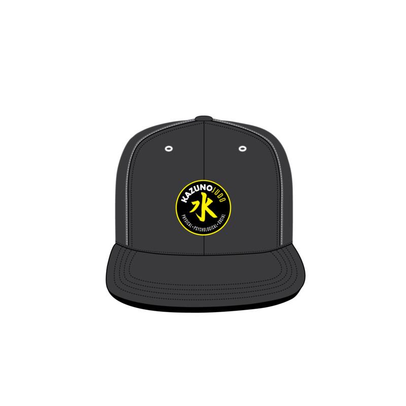 Oh-Snap Black Kazuno Cap