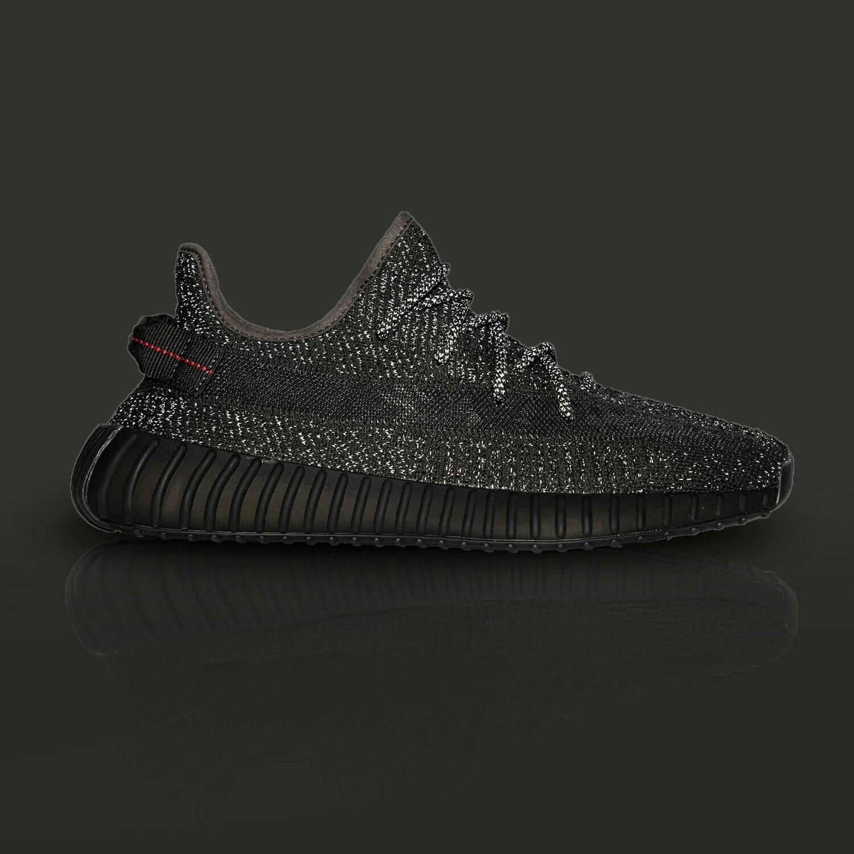 Adidas Yeezy Boost 350 V2 Stаtіс Black Reflective