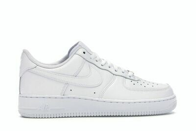 Nike Air Force белый