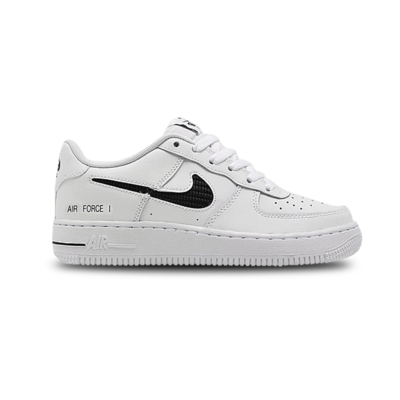 Air Force 1 '07 GS 'White Black'