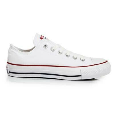 Converse All Star белый