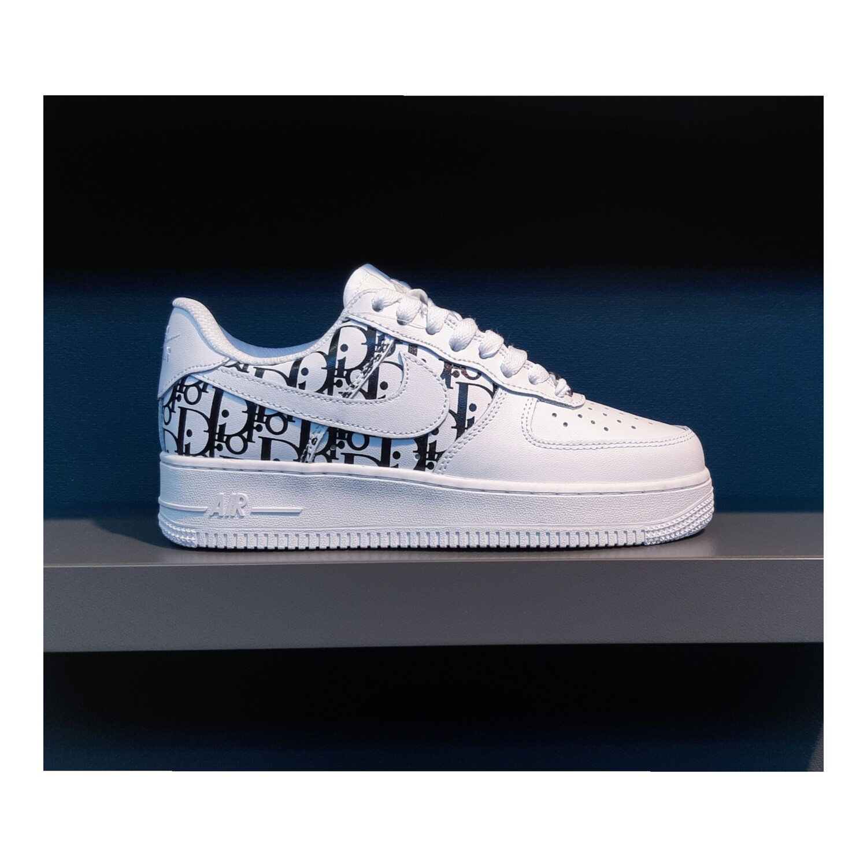 Air Force Dior white