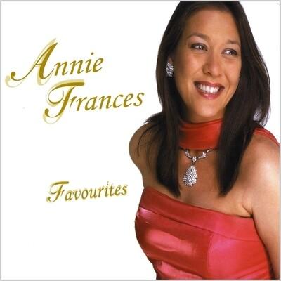 Annie Frances - Favourites CD