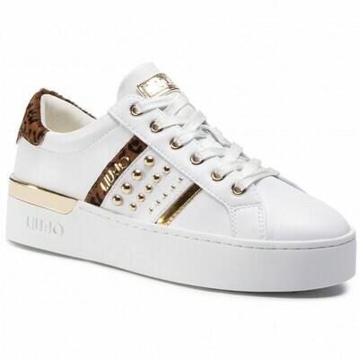 Liu Jo Silvia 23 Sneaker White