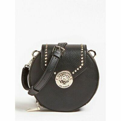 Belle isle round bag black