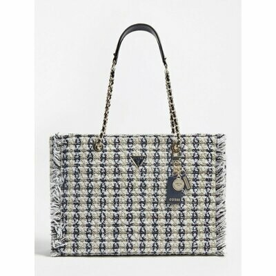 Cessily shopper tweed
