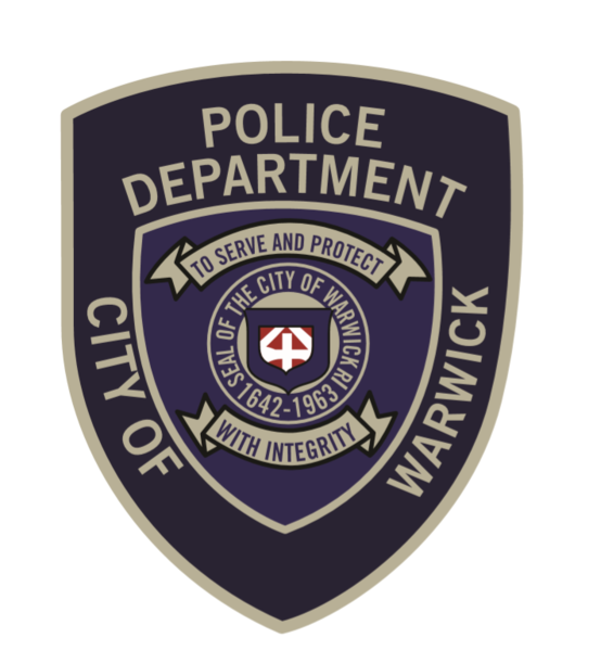 Warwick Police Patches