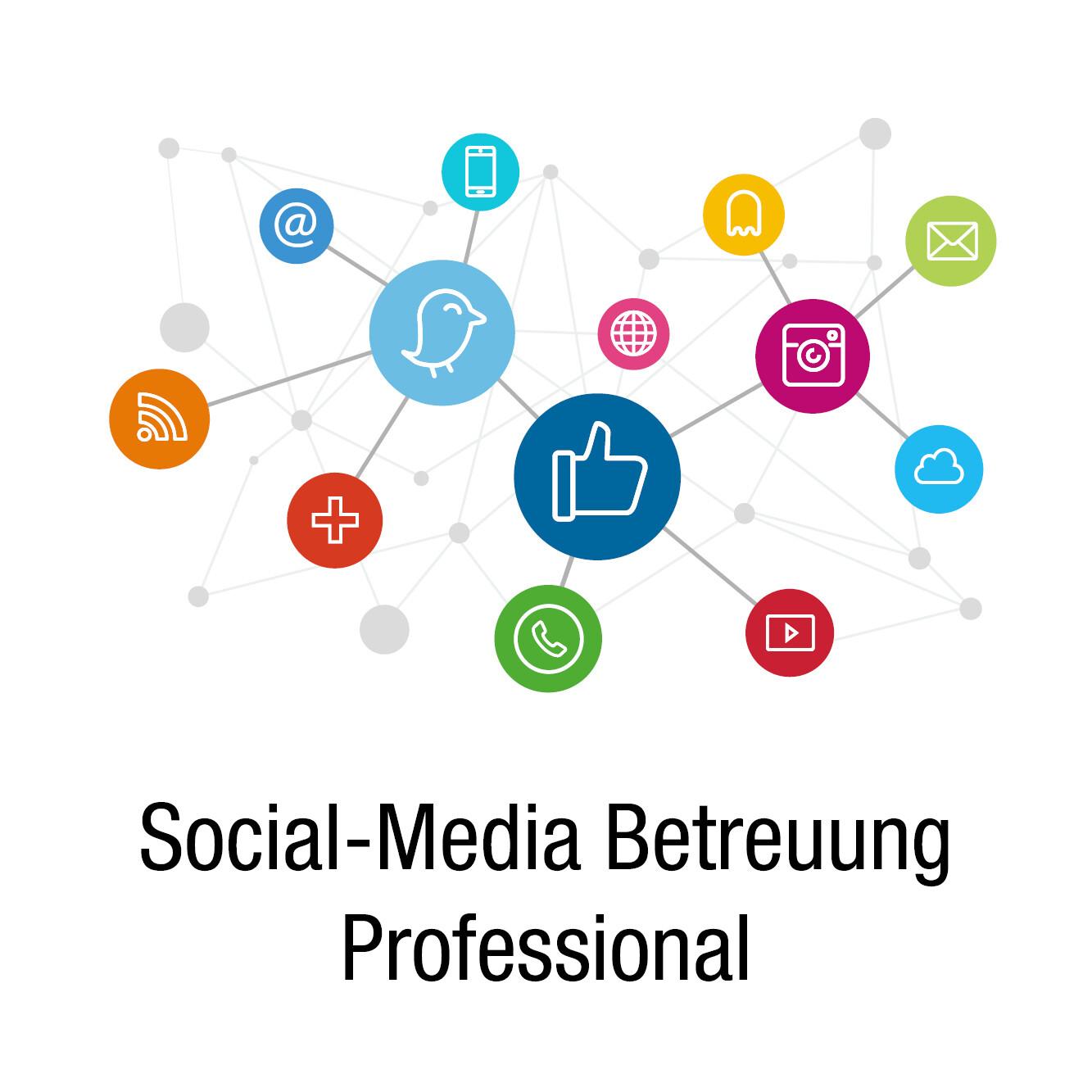 Social Media Betreuung Professional